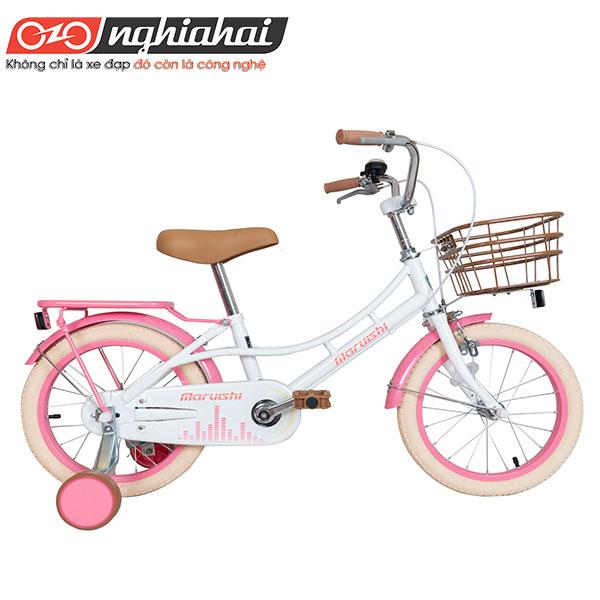 Xe đạp trẻ em Nhật Retro Bike