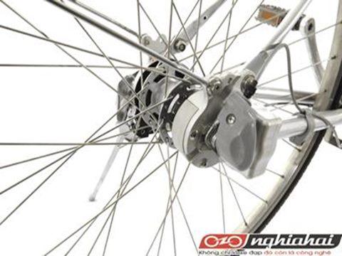 Xe đạp cào cào Nhật Bản nhập khẩu nguyên chiếc đã có mặt ở Việt Nam4