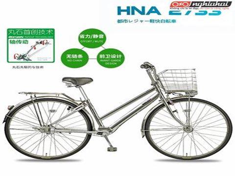 Xe đạp cào cào Nhật Bản nhập khẩu nguyên chiếc đã có mặt ở Việt Nam 5