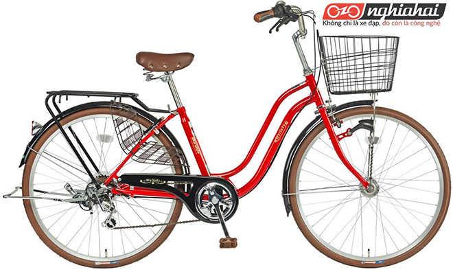 Xe đạp mini Nhật mới 100% đã bán tại Việt Nam 4