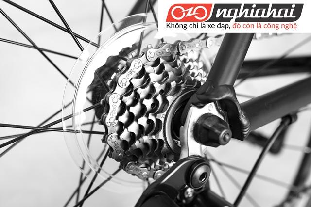 Xe đạp thể thao ALASKAN B483-4