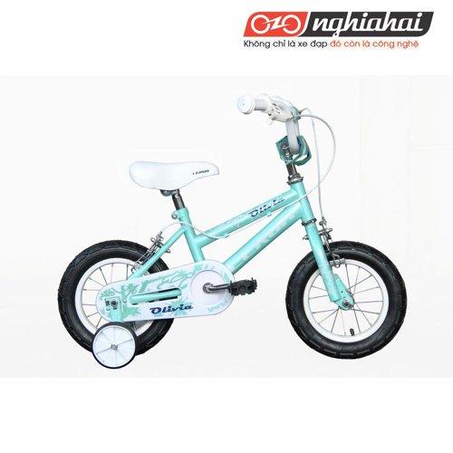 Xe đạp trẻ em Aoshilong như thế nào 1