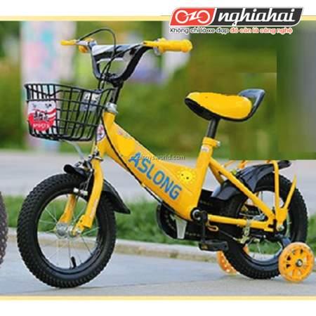 Xe đạp trẻ em Aoshilong như thế nào 2
