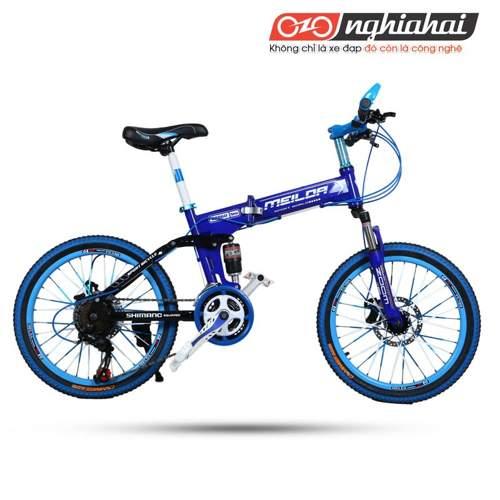 Xe đạp trẻ em Baobeilong như thế nào 1