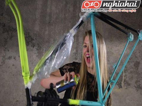 Xe đạp trẻ em Maruishi Nhật Bản được trang bị Sơn chống độc 4