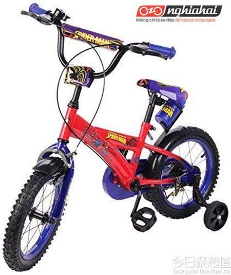 Xe đạp trẻ em Người nhện Disney 14 inch 3