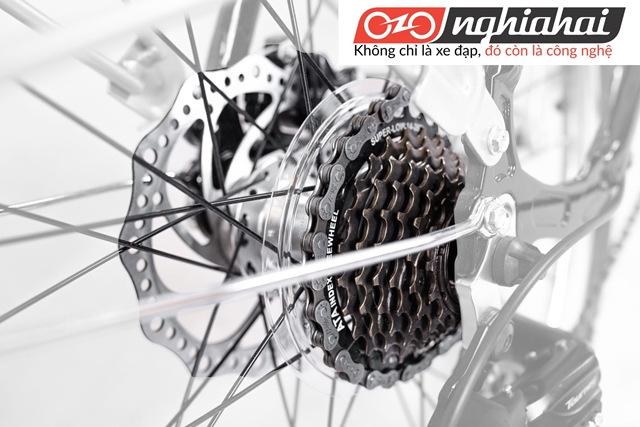 Xe đạp thể thao ALASKAN City Bikes 7