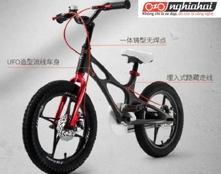 Cảm nhận đi thử xe đạp trẻ em của Royalbaby 3