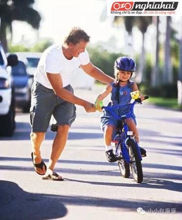 Dạy trẻ học đi xe, làm sao để vừa học nhanh vừa an toàn 2