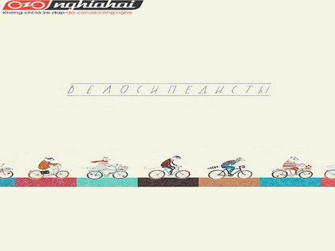 Hướng dẫn đạp xe dành cho người mới2