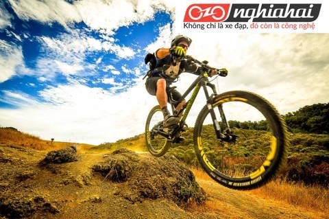 Cách đi xe đạp địa hình hiệu quả hơn 1
