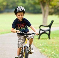 Cách Hướng dẫn trẻ tập đi xe đạp, Xe đạp trẻ em cao cấp 3