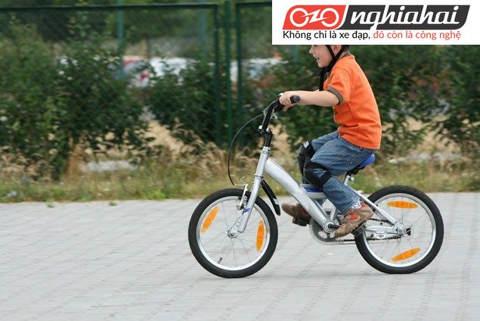 Cách sử dụng xe đạp trẻ em an toàn 1