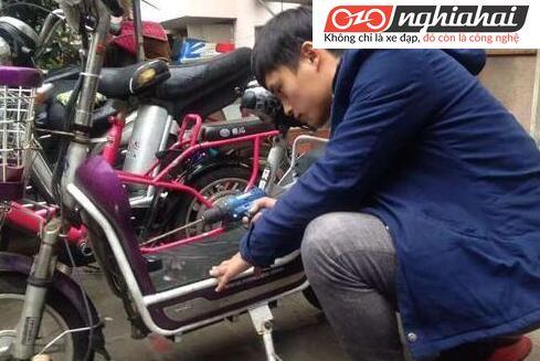Các vấn đề thường gặp khi sử dụng xe đạp điện2