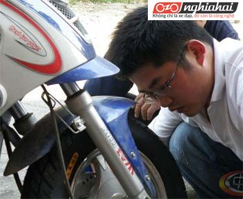Các vấn đề thường gặp khi sử dụng xe đạp điện3