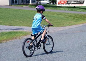 Hướng dẫn bảo dưỡng xe đạp trẻ em 1
