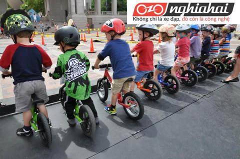 Kiến thức về xe đạp trẻ em. Xe đạp trẻ em chất lượng 2