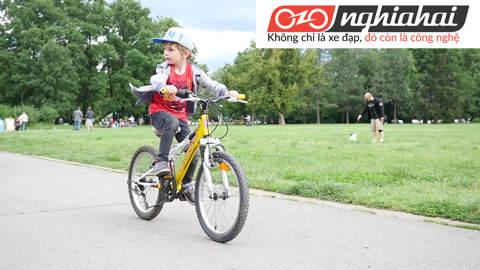 Lợi ích của xe đạp trẻ em, Hướng dẫn trẻ em tập đi xe đạp 1