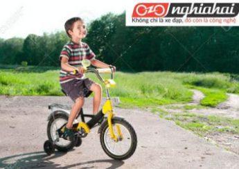 Lợi ích của xe đạp trẻ em, Hướng dẫn trẻ em tập đi xe đạp 3