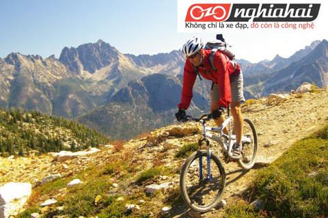 Tư thế đạp xe đạp địa hình đúng cách 2