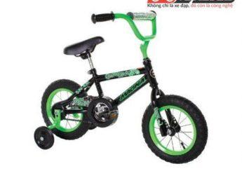 Tư vấn chọn mua xe đạp cho con, Xe đạp trẻ em tại Hà Nội 3