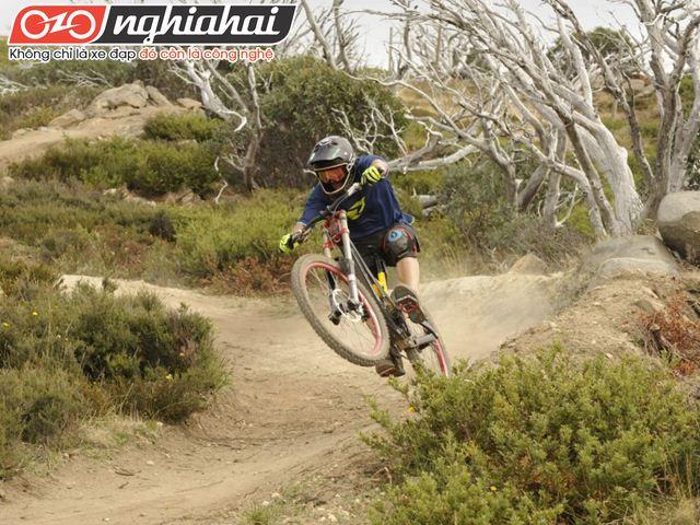 Vận động viên xe đạp địa hình, Kỹ thuật đạp xe chuyên nghiệp 3