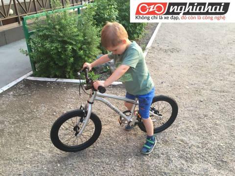 Bánh phụ cho xe đạp trẻ em. Phụ kiện xe đạp trẻ em 1