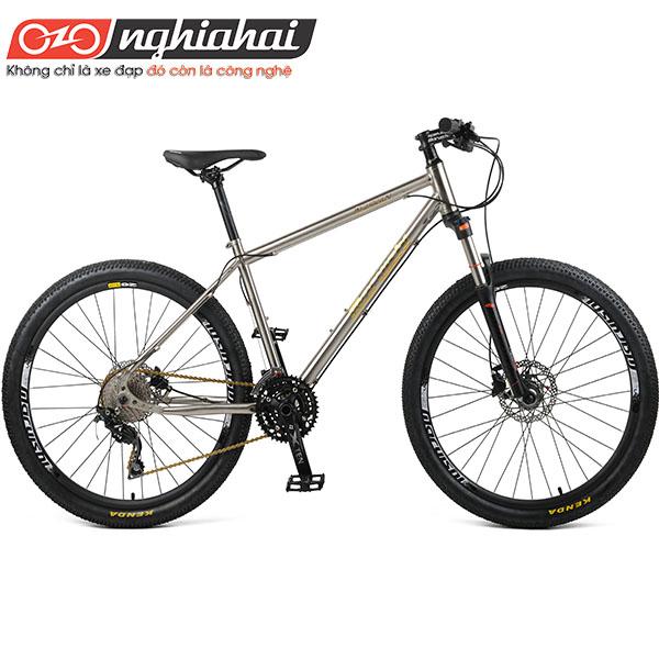 Giới thiệu về xe đạp địa hình ALASKAN SUS