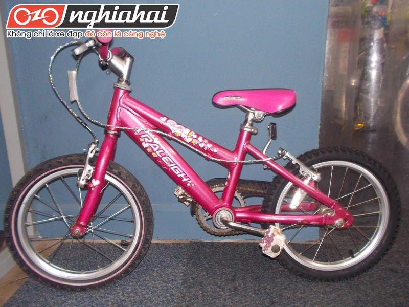 Kinh nghiệm mua xe đạp trẻ em. Các loại xe đạp trẻ em 1