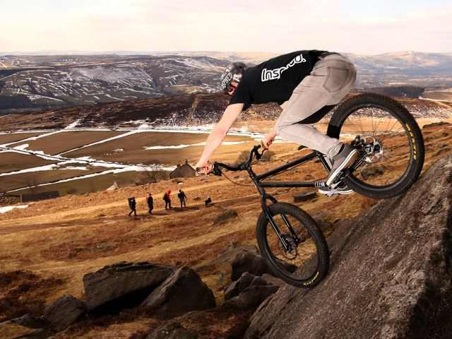 Xế độp Hướng dẫn kỹ thuật đạp xe đạp địa hình chuyên nghiệp 1