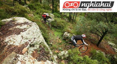Đánh giá xe đạp địa hình leo núi Rockrider 500 1