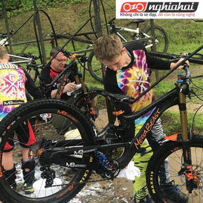 Bảo dưỡng xe đạp trẻ em. Chú ý khi đi xe đạp trẻ em 2