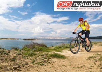 Các bước giảm cân bằng cách đạp xe đạp địa hình 1