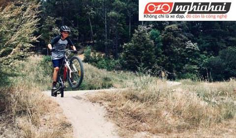Chú ý khi đạp xe đạp địa hình cùng trẻ 1