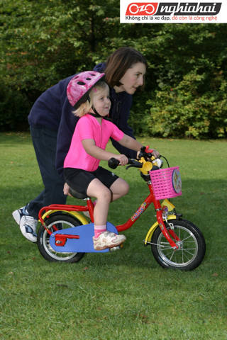 Tìm hiểu dòng xe đạp trẻ em công nghệ cao 1