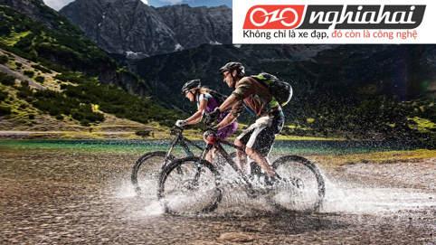 Xe đạp địa hình dành cho người thừa cân 1