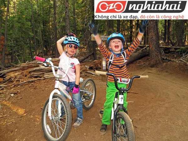 Các loại xe đạp trẻ em khung nhôm 3