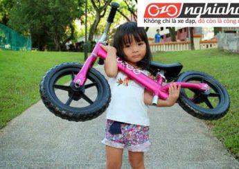 Cách lựa chọn và thử nghiệm xe đạp trẻ em 1