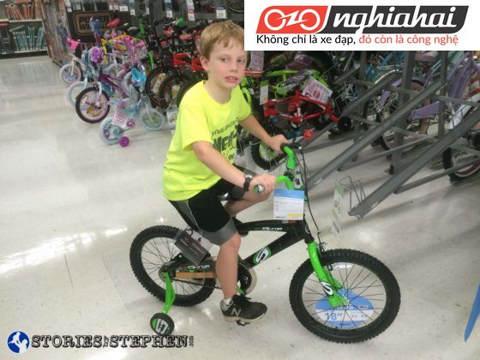 Những chiếc xe đạp trẻ em leo núi gấp gọn tốt nhất 1