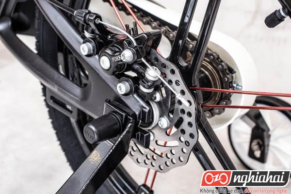 Xe đạp trẻ em Nhật Pilot 13