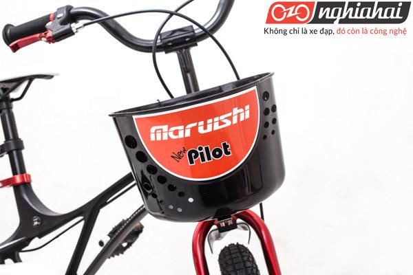 Xe đạp trẻ em Nhật Pilot 7