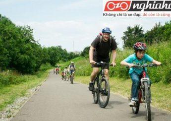 Công nghệ mới của xe đạp trẻ em 2