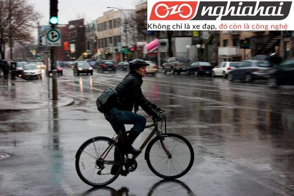 Lưu ý khi đạp xe đạp địa hình trong mưav 2