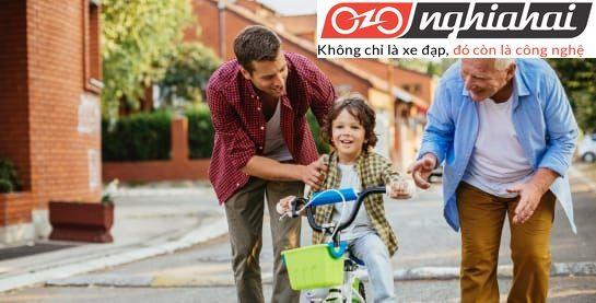 Lợi ích của xe đạp trẻ em bằng gỗ 1