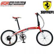 Xe đạp gấp Ferrari