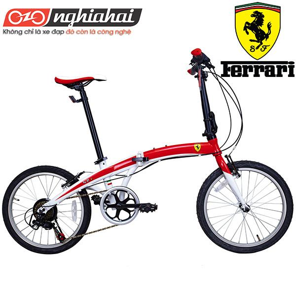 Xe-đạp-gấp-Ferrari 5