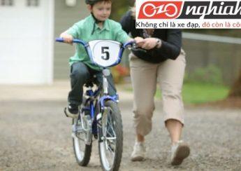 Lợi ích khi cho con đạp xe đạp trẻ em 3