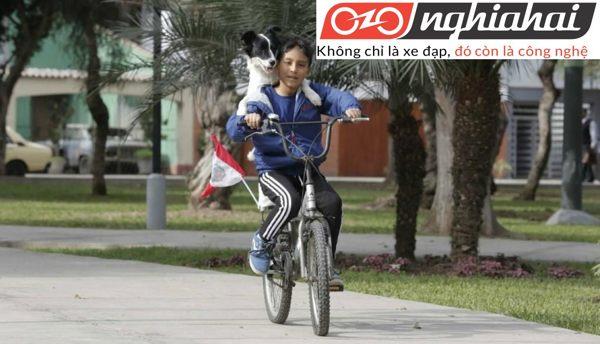 Mẹo giữ an toàn khi đạp xe đạp trẻ em 1