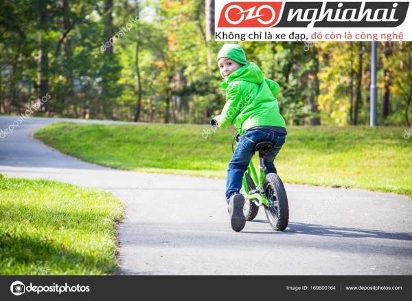 Mẹo giữ an toàn khi đạp xe đạp trẻ em 3