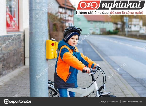Nguyên tắc khi dạy con đi xe đạp trẻ em 3
